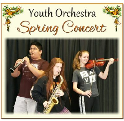 Lake County Symphony Association Youth Orchestra C...