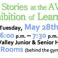 "AVJH&HS ""Exhibition of Learning"""