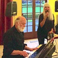 Zida Borcich and Ira Rosenberg