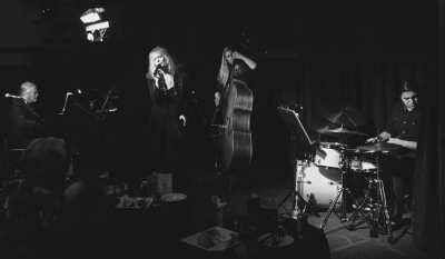 Sharon Garner & The Dorian May Trio