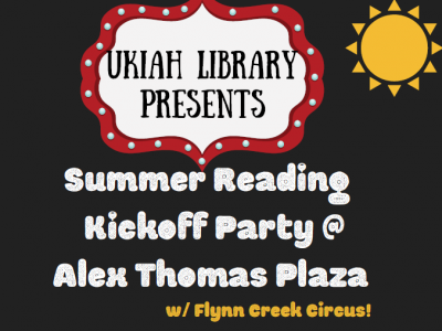 Summer Reading Kick-Off Party