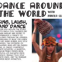 Dance Around the World with Nikola Clay