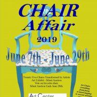 Please Be Seated Chair Affair