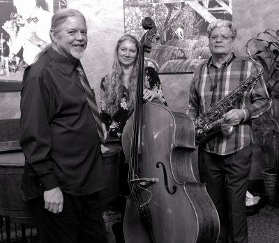 Vanek & May Trio at Campovida's Thirsty Thursdays