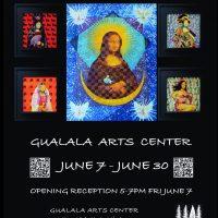 Interactive Art, the art of Richard Weiss, Opening Reception