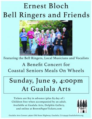 The Ernest Bloch Bell Ringers and Friends in Concert