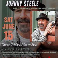 Johnny Steele Standup Comedy