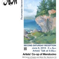 Painting in the Open Air by featured artist Lynne Whiting