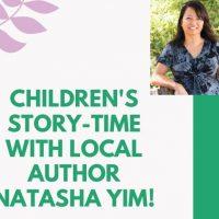 Children's Storytime with Author Natasha Yim
