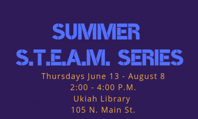 Summer S.T.E.A.M. Series for Kids