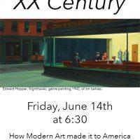 Art Talks with Gary Martin - XX Century