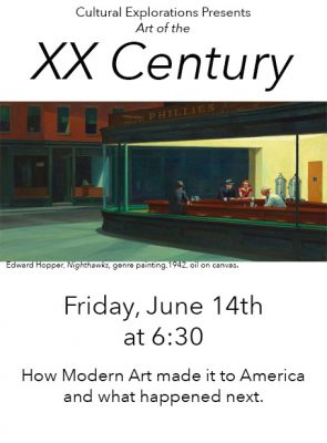 Art Talks with Gary Martin - XX Century