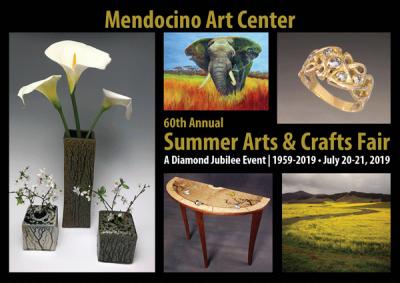 60th Annual Summer Arts & Crafts Fair