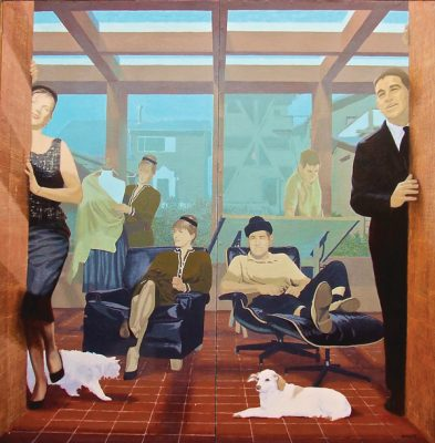"Mendocino Art Center's 60th Anniversary Exhibition, ""Celebrating our Heritage"""