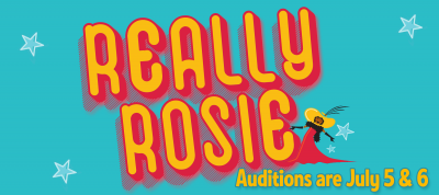 "Gloriana Musical Theatre Auditions for ""Really Ros..."