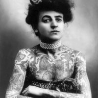 Tattooed and Tenacious: Inked Women in California's History