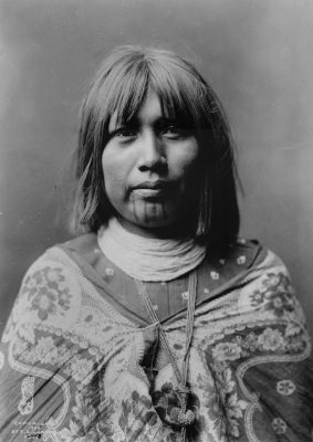 California Indian Women and Tattooing, Past and Pr...