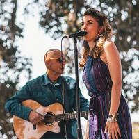 Duo of vocalist Nicole Stromsoe and guitarist Dorian Michael