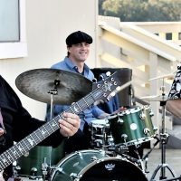 """Stevie and the Shufflenuts"" at the Blue Wing Monday Blues"