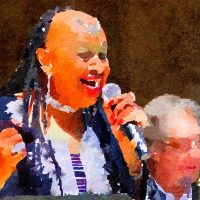 Ms. Taylor P. Collins Headlines the Blue Wing Blues Festival
