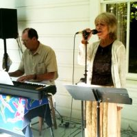 """""""Live from the Blue Wing"""" with Vocalist Paula Samonte"""