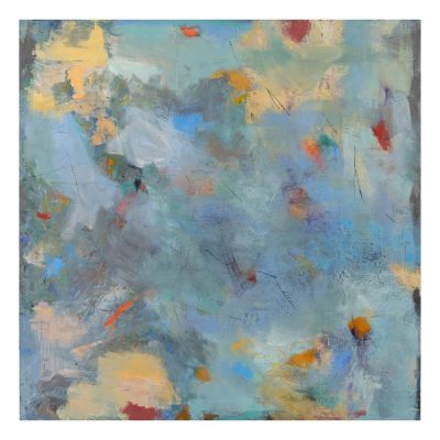 Gardens and Garden Walls - Paintings and Collages by Pamela Hahn