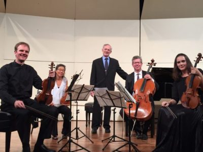 Chamber Music Weekend with Roy Bogas & Friends