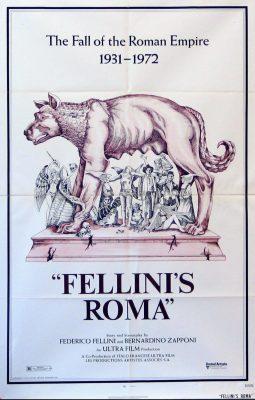 Film Club: Fellini's Roma