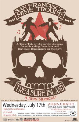San Francisco Mime Troupe: Treasure Island