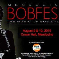 BOBFEST 2019 - The Music of Bob Dylan