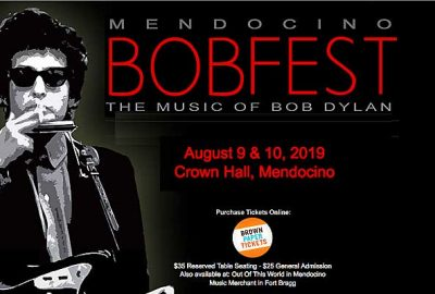 BOBFEST 2019 - The Music of Bob Dylan