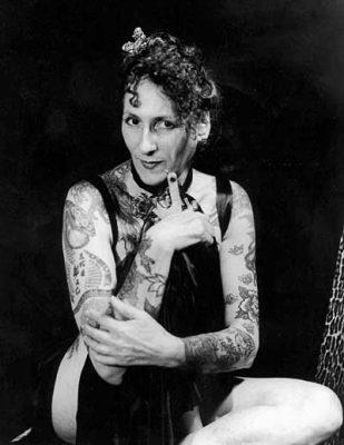 Tattoo artists talk: Madame Chinchilla and Mr. G