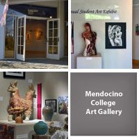 Mendocino College Art Gallery