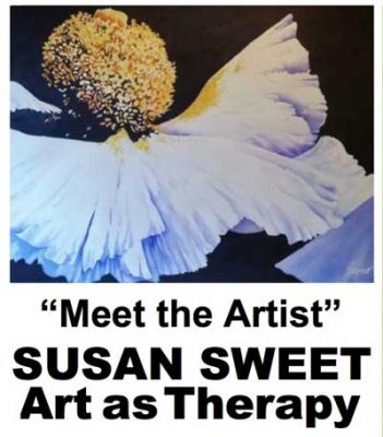 """Meet the Artist"" SUSAN SWEET Art as Therapy"