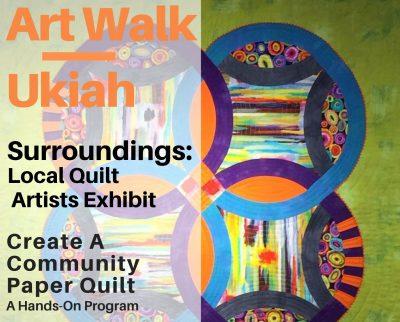First Friday Art Walk & Book Sale