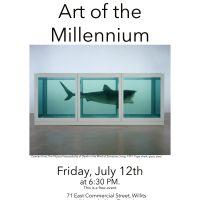 Art Talks with Gary Martin: Art of the Millenium