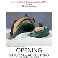 The Willits Center for The Arts Presents: Mica Pottery