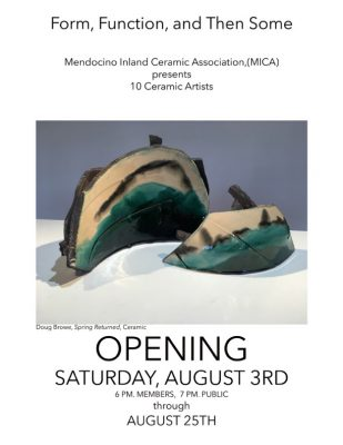 The Willits Center for The Arts Presents: Mica Pot...