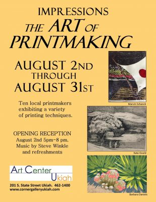 IMPRESSIONS The Art of Printmaking