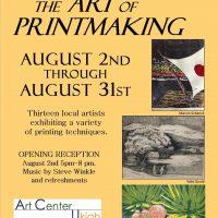 Impressions: Art of Printmaking
