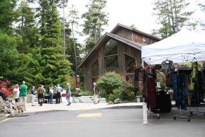 "58th Annual Art in The Redwoods at Gualala Arts ""Champagne Preview"""
