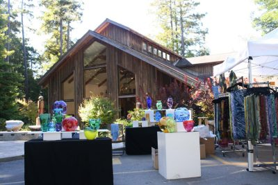 58th Annual Art in The Redwoods Festival Days at G...