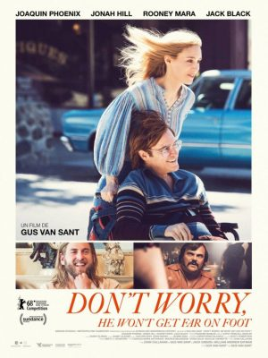 Film Club: Don't Worry, He Won't Get Far on Foot (...
