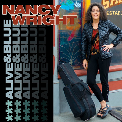 Nancy Wright - Alive & Blue