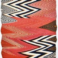 Quirky Tapestry - Wedge Weaves by Deborah Corsini