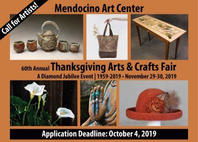 60th Annual Thanksgiving Arts & Crafts Fair