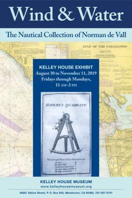 Wind & Water: The Nautical Collection of Norman de Vall
