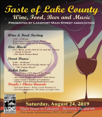 Taste of Lake County