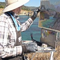 Mendocino Open Paint Out - A Plein Air Festival
