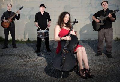 San Francisco band Dirty Cello: blues, bluegrass and rock